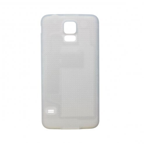 Battery Cover for use with Samsung Galaxy S5 White AT&T G900A