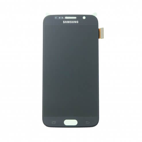 LCD & Digitizer Assembly for use with Samsung Galaxy S6 G920 Black