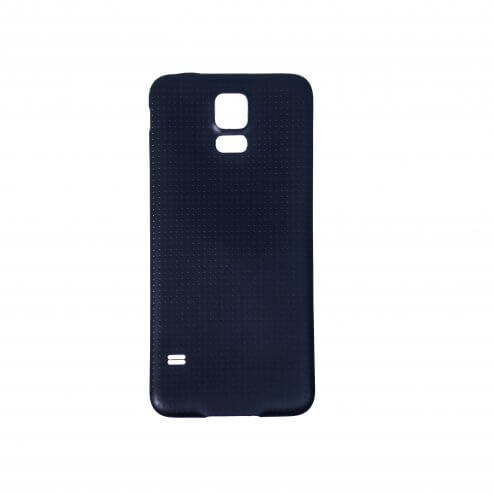 Battery Cover for use with Samsung Galaxy S5 SM-G900, Black