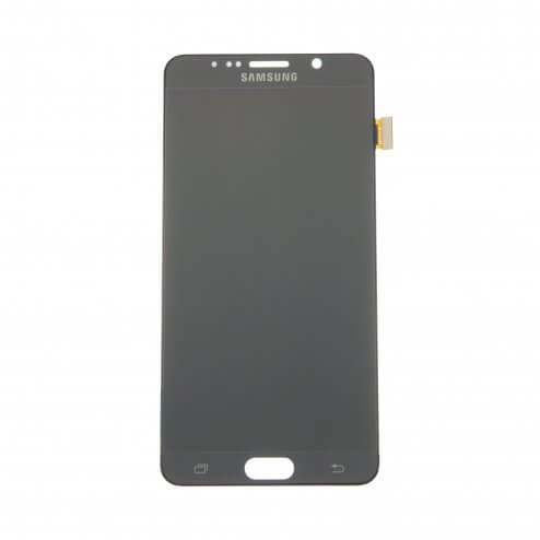 LCD & Digitizer Assembly for use with Samsung Galaxy Note 5 SM-N920, Black