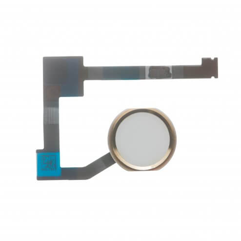 Home Button Flex Cable for use with iPad Air 2, Gold