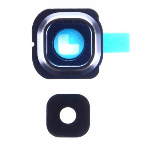 Back Camera Lens for use with Samsung Galaxy S6 Edge (Black)