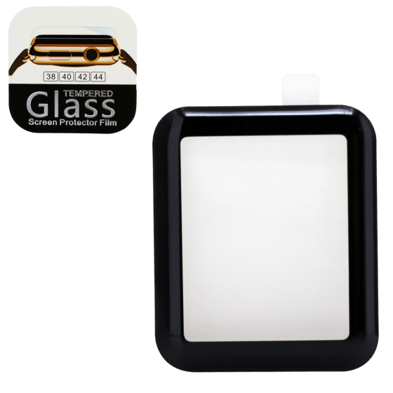 Full Tempered Glass for Apple Watch Series 4 (Retail Box)