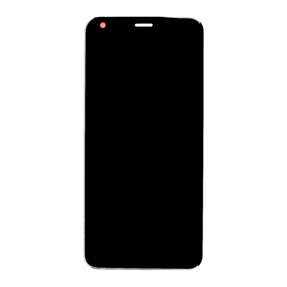 LCD/Digitizer Black for use with LG Q7