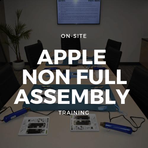 Apple Non full assembly Training + Toolkit