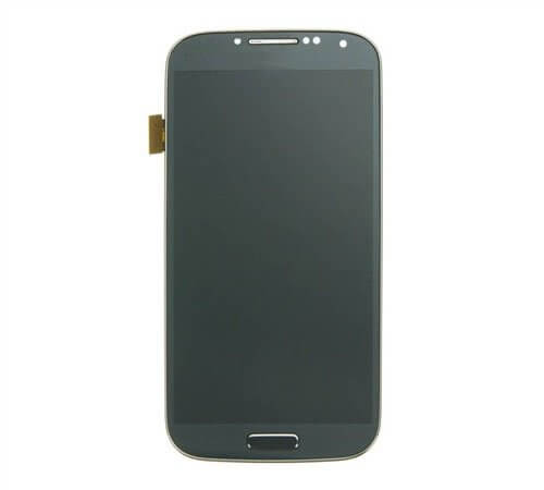 LCD & Digitizer Assembly for Samsung Galaxy S4 SCH-R970, SCH-i545, SPH-L720, Black, with Frame, (No Logo)