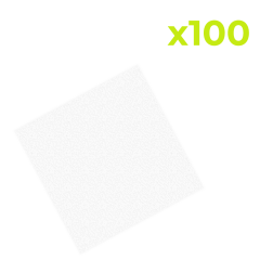 100 Pack Microfiber Cloths