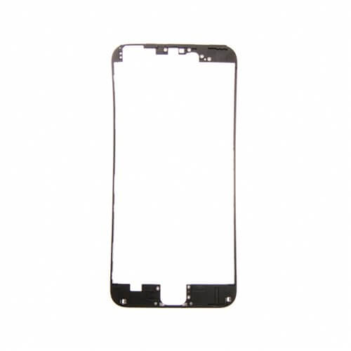 Frame Assembly for use with the LCD and Digitizer for use with iPhone 6 (4.7) - Black