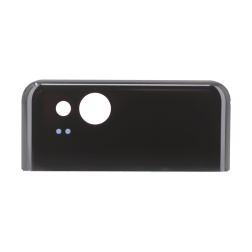 Camera Lens cover for use with Google Pixel 2 (Black)