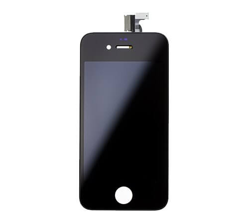 LCD Screen and Digitizer Assembly, Black, for use with iPhone 4 AT&T
