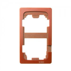Glass Only Repair Alignment Mold for use with Samsung Galaxy S3
