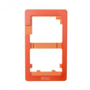 Glass Only Repair Alignment Mold for use with Samsung Galaxy S4