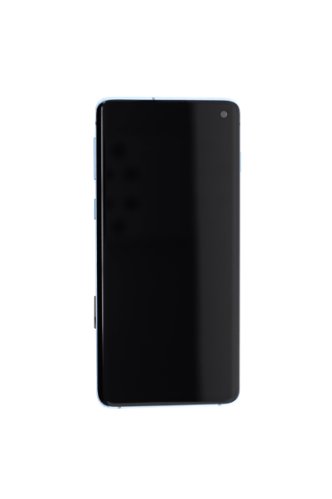 OLED Assembly (With Frame) for use with Samsung Galaxy S10 (Blue)