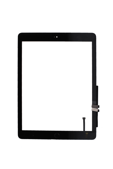 Premium Plus (Full Assembly) Digitizer for use with iPad 6 (Black)