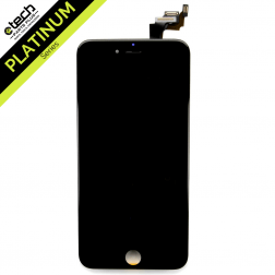 Platinum LCD Assembly for use with iPhone 6 Plus (Black)