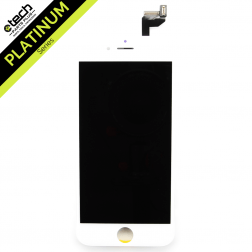 Platinum LCD Assembly for use with iPhone 6S (White)