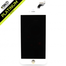Platinum LCD Assembly for use with iPhone 6S Plus (White)
