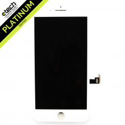 Platinum LCD Assembly for use with iPhone 7 Plus (White)