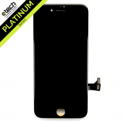 Platinum LCD Assembly for use with iPhone 8 (Black)