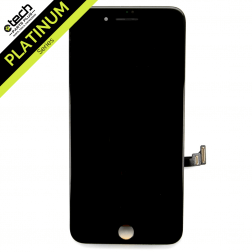 Platinum LCD Assembly for use with iPhone 8 Plus (Black)