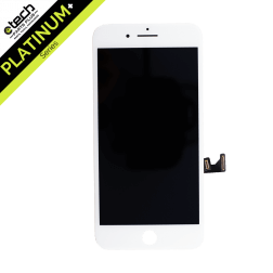 Platinum Plus LCD Assembly for use with iPhone 8 Plus (White)