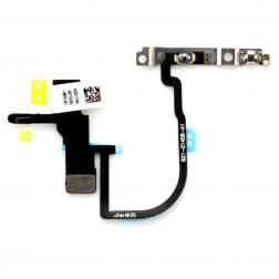 Power flex cable with Bracket for use with iPhone XS