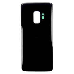 Back cover for use with Samsung Galaxy S9 (Black)