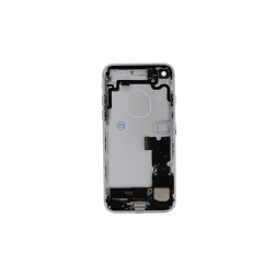 Back Housing for use with iPhone 7 (Silver)