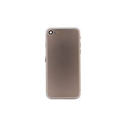 Back Housing for use with iPhone 7 w/small parts (Gold)