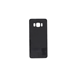 Back Cover for use with Samsung Galaxy S8 Active (Black)