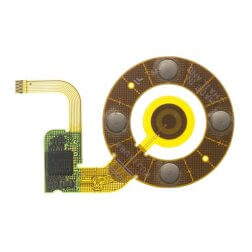 Replacement Click wheel Assembly for use with iPod Nano Gen 3