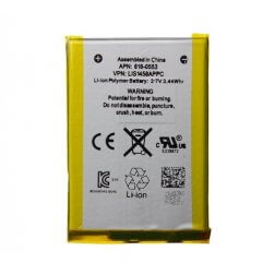 Battery for use with iPod Touch Gen 4