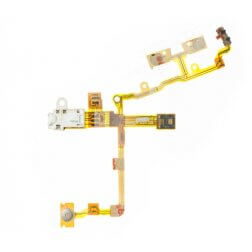 Headphone Jack Assembly, White for use with iPhone 3G & 3GS