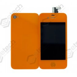 Color Conversion Kit in Orange for use with iPhone 4, Verizon
