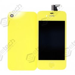 Color Conversion Kit in Yellow for use with iPhone 4S