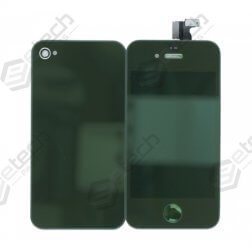 Color Conversion Kit in Metallic Green for use with iPhone 4, Verizon