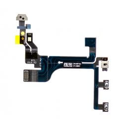 Power, Mute Switch and Volume Flex Cable for use with the iPhone 5C