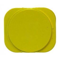 Home Button for use with iPhone 5C, Yellow