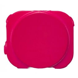 Home Button for use with iPhone 5C, Hot Pink