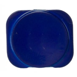 Home Button for use with iPhone 5C, Dark Blue