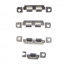 Touch Screen Assembly Retaining Clip for use with iPhone 5C set 4 pc
