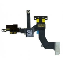 Front Camera with Induction Flex Assembly Cable for use with iPhone 5