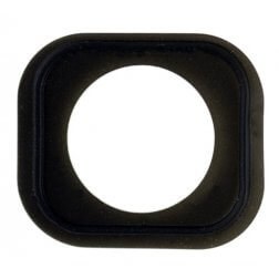 Home Button Rubber Gasket Only for use with iPhone 5 & 5C (Black)