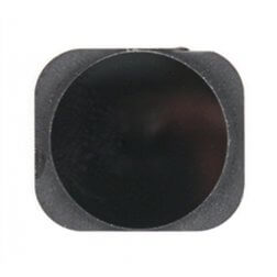 Home Button, Black, for use with iPhone 5