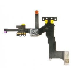 Front Camera, Sensor, Proximity and Flash Flex Cable for use with the iPhone 5S