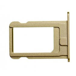 SIM Tray for use with the iPhone 5S, iPhone SE, Champagne
