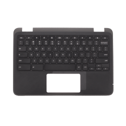 Keyboard with Palm Rest for use with Dell Chromebook 3180