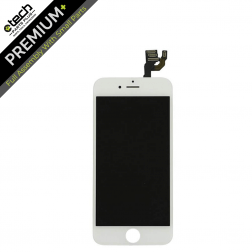 Premium Plus LCD Full Assembly for use with iPhone 6 (White)