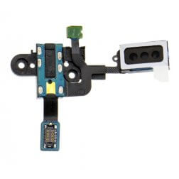 Headphone Jack  and Earphone Flex Cable for use with Samsung Galaxy Note 2 Universal N7100