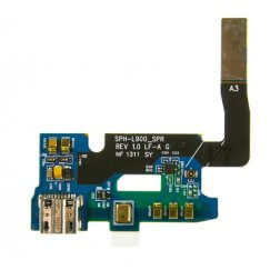 Charging Dock with Flex Cable for use with Samsung Galaxy Note 2 Sprint l900
